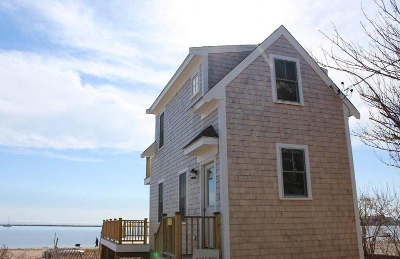 Beautiful two story home on Provincetown Harbor