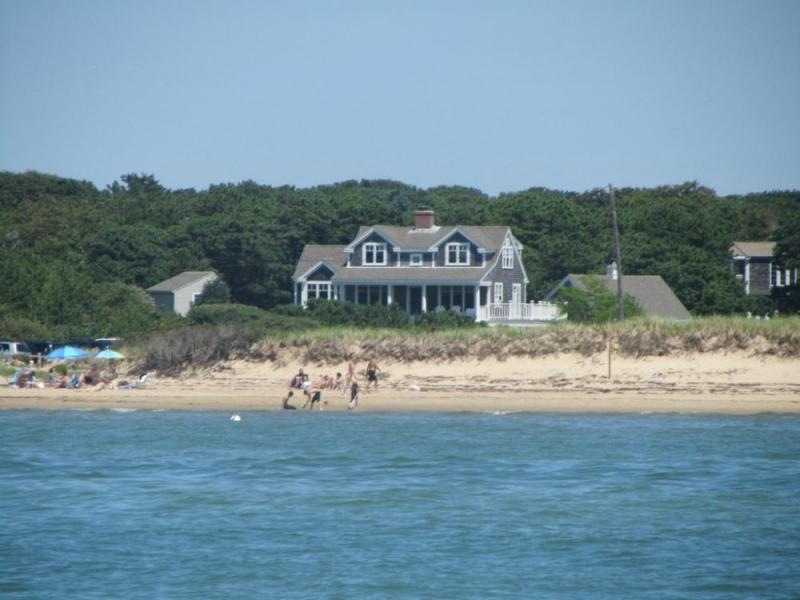 View From Cape Cod Bay