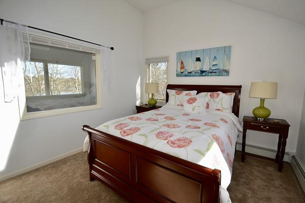2nd Bedroom with water views