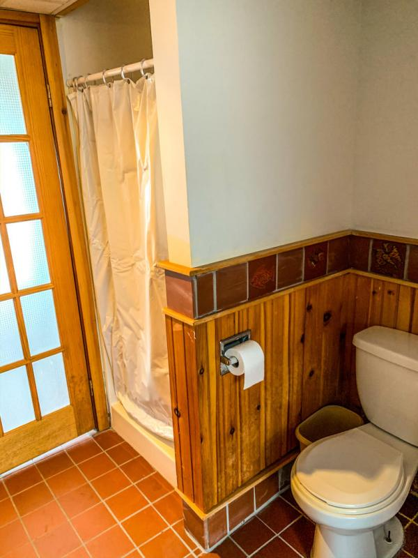 2nd Full Bathroom with Shower