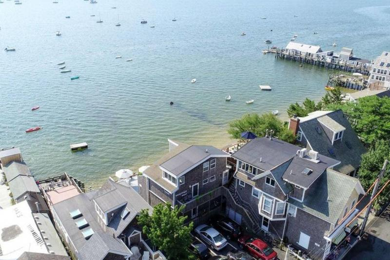 Unit is in the desirable West End of Provincetown
