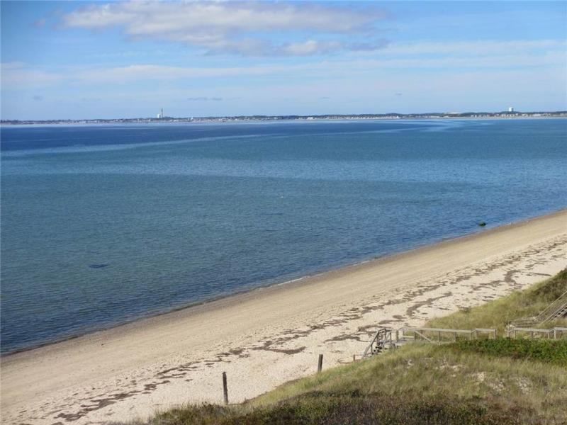 Amazing views of Cape Cod Bay