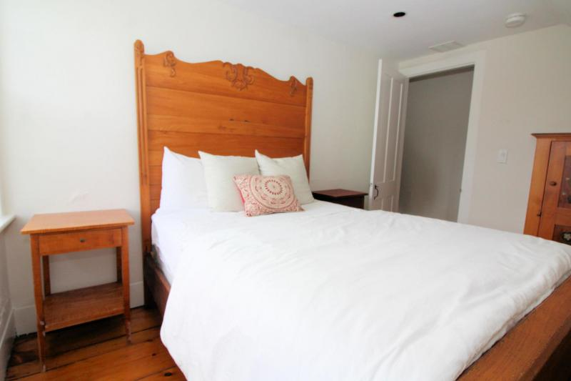 Third bedroom with full bed