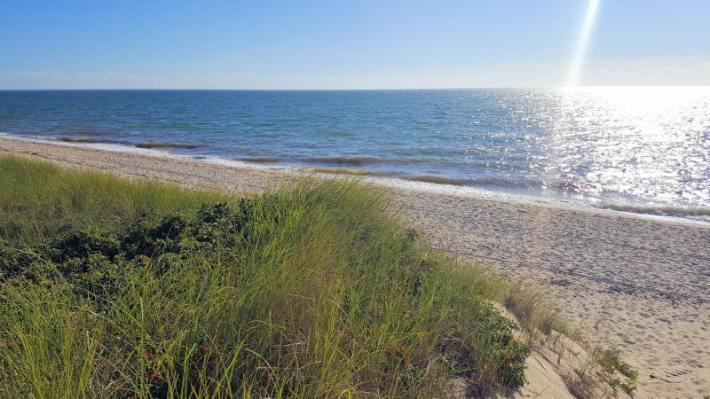 Direct access to gorgeous Ryder Beach