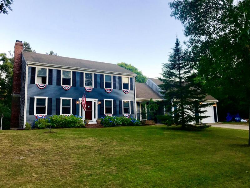 Comfortable four bedroom home with central AC
