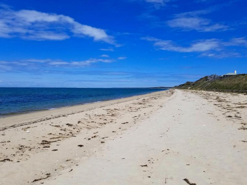 Short walk to beautiful Ryder Beach on the bay