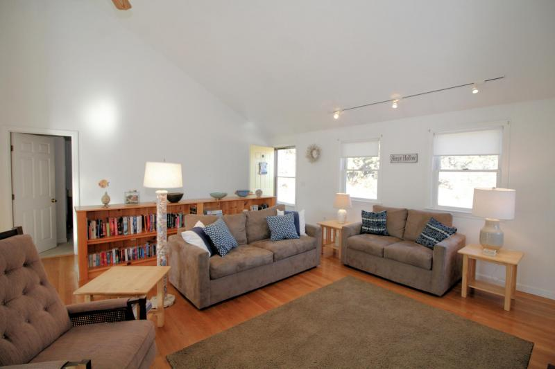 Open and bright living area