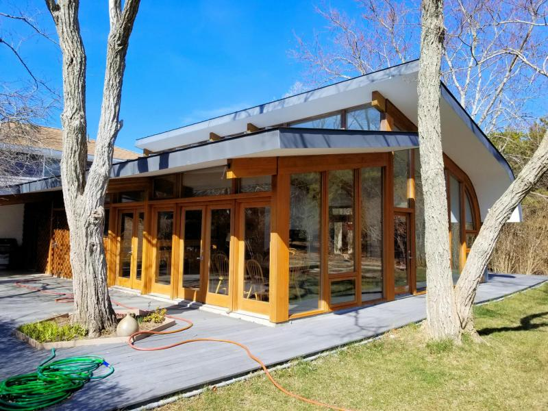Custom architecture and decking