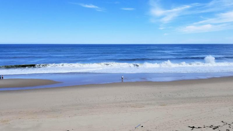 Unparalleled ocean views and direct beach access