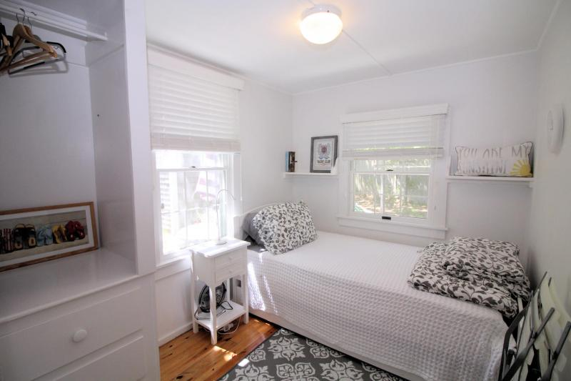 Bedroom with twin with trundle